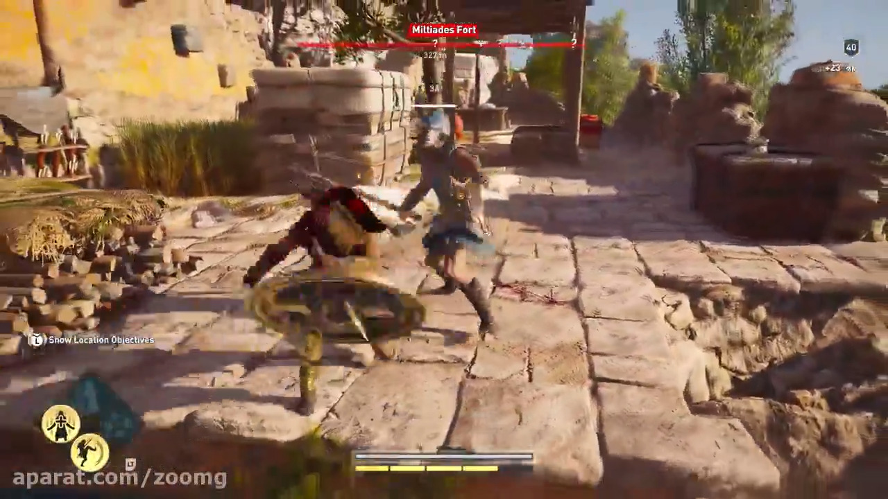 تریلر جدید بازی Assassin's Creed Odyssey