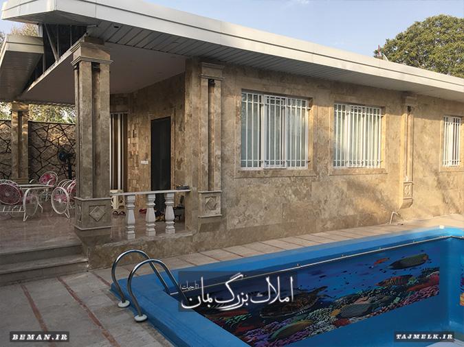 خرید و فروش باغ ویلا در شهریار کد 508