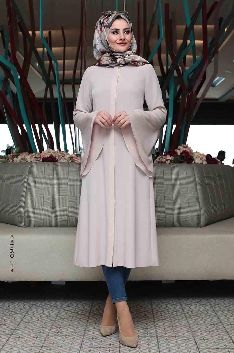 جدید ترین مدل مانتو دخترانه تابستانی 2018-2019