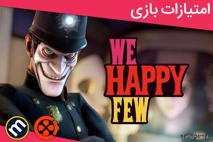 بررسی بازی We Happy Few از دید سایتهای معتبر دنیا