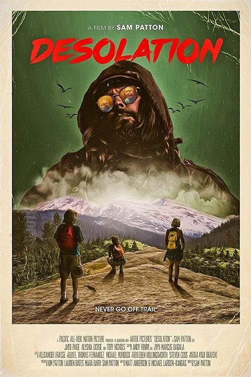 دانلود فیلم Desolation 2017 با زیرنویس فارسی