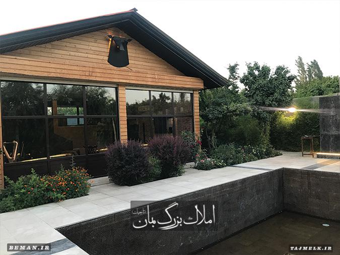باغ ویلا در شهریار کد 413 در تاج ملک