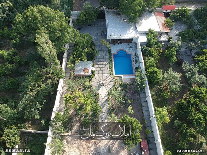 باغ ویلا در شهریار کد 403