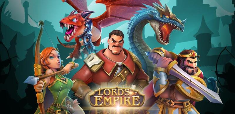 دانلود Lords of Empire - بازی استراتژیک امپراطوری پادشاهان برای اندروید و آی او اس + دیتا