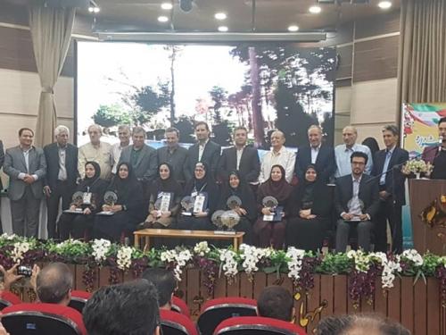 معلم البرزی رتبه نسخت جشنواره ریاضی کشور را کسب کرد