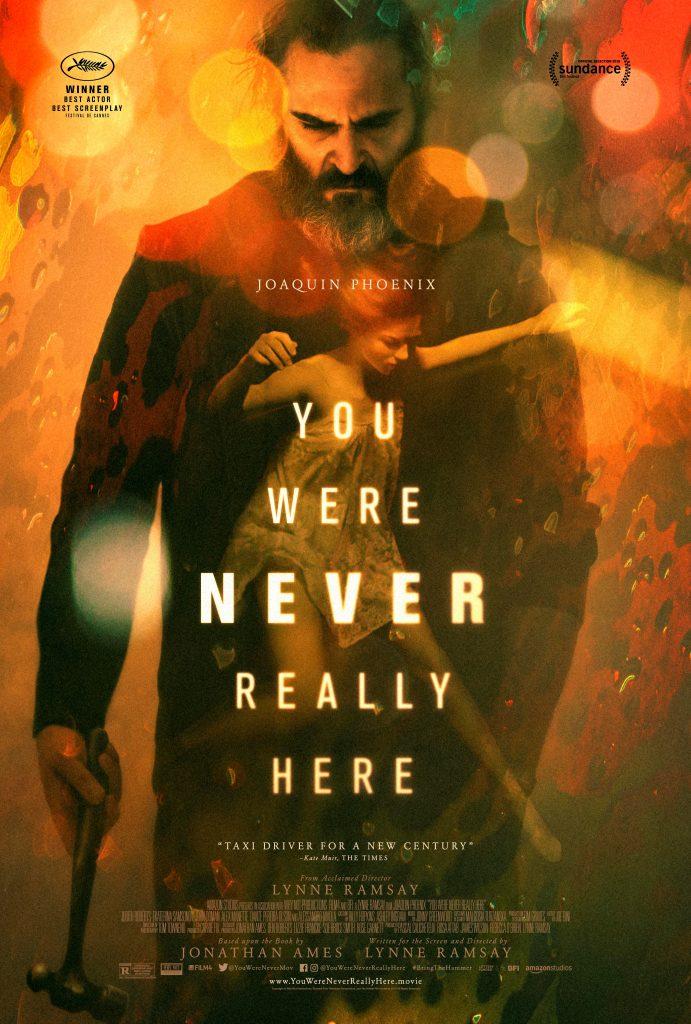 دانلود فیلم You Were Never Really Here 2017 با زیرنویس فارسی