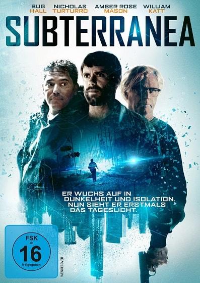 دانلود فیلم Subterranea 2015 با زیرنویس فارسی