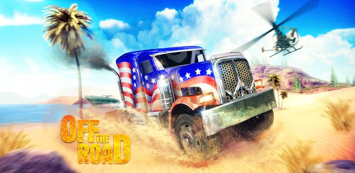 دانلود Off The Road - بازی جهان باز