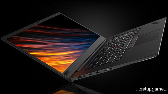 لپ تاپ Lenovo ThinkPad P1 معرفی شد؛ مخصوص کارهای سنگین