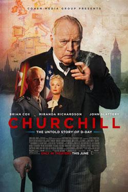 دانلود فیلم Churchill 2017 با زیرنویس فارسی