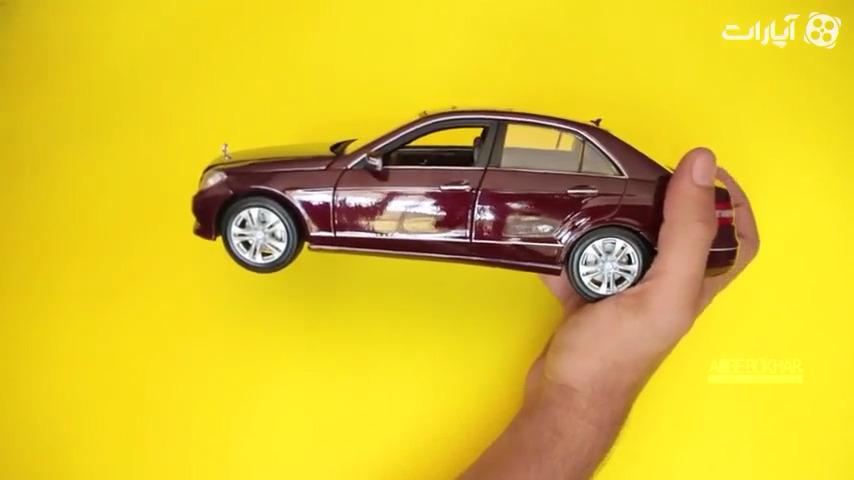 ماکت مرسدس بنز E350 مدل 2012
