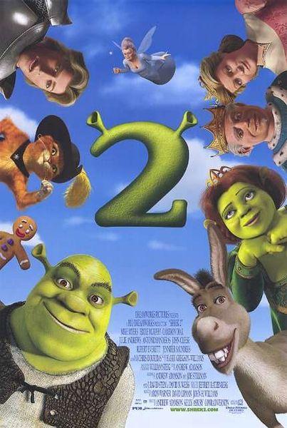 دانلود دوبله کوردی انیمیشن شرک 2 – Shrek 2004