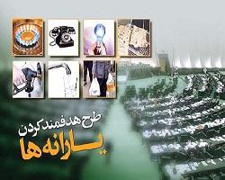 تحقیق تاثیر هدفمندسازی یارانه ها بر اقتصاد ایران(پروژه درس اقتصاد خرد)