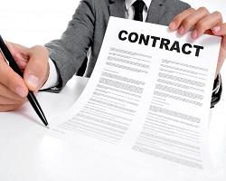 نظریه قرارداد ها