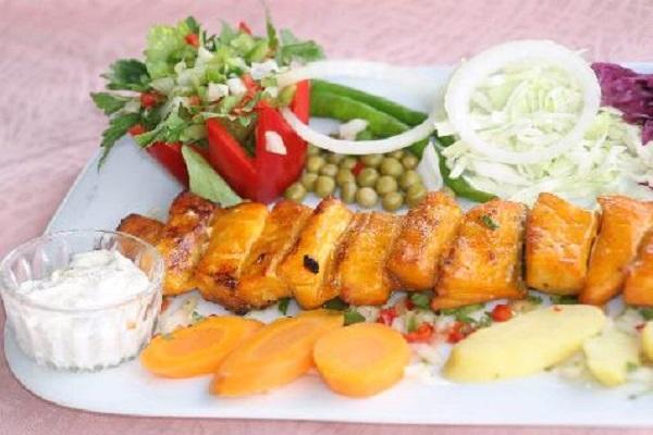 خوراک فیله ماهی هندی