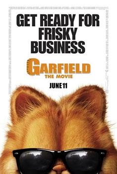 دانلود دوبله کردی انیمیشن گارفیلد گورپه سور 1 _ Garfield 2004