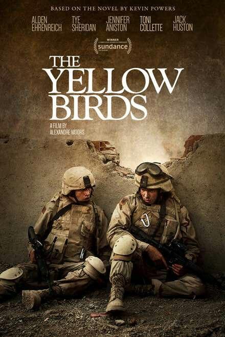 فیلم پرنده های زرد