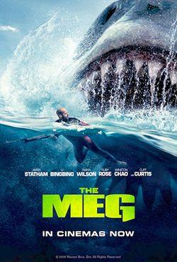 دانلود فیلم مگ The Meg 2018 با دوبله فارسی | فیلم Meg 2018