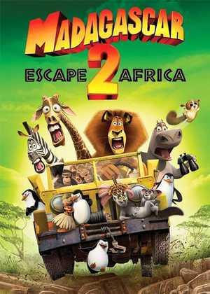 دانلود دوبله کردی انیمیشن ماداگاسکار 2 _ madagascar 2008