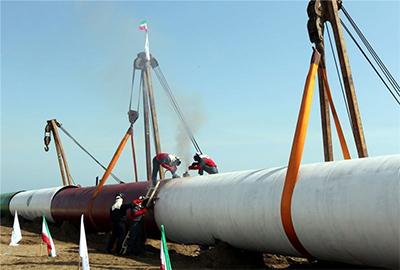 قرارداد پروژه انتقال آب خلیج فارس به لامرد نهایی شد