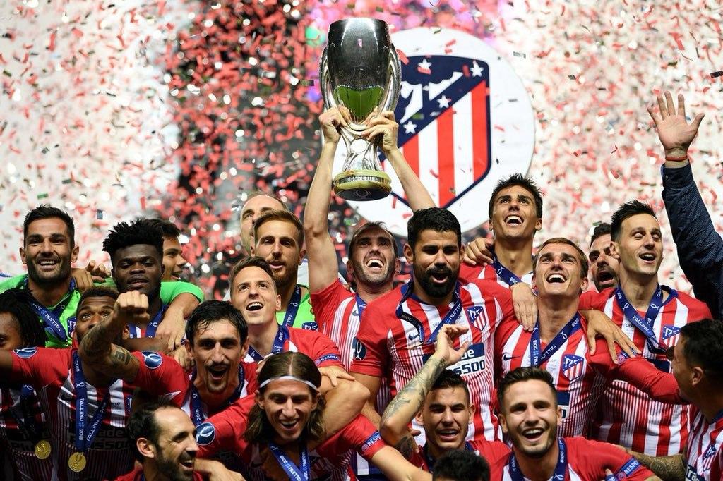 قهرمانی سوپرجام اروپا