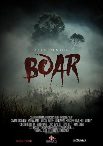 دانلود فیلم Boar 2017 با زیرنویس فارسی
