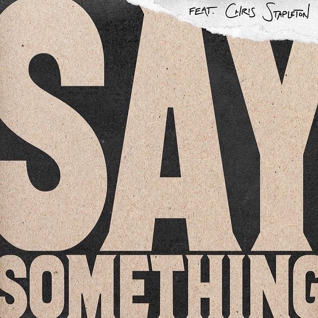 دانلود آهنگ Say Something از Justin Timberlake با کیفیت ITunes و MP3/320