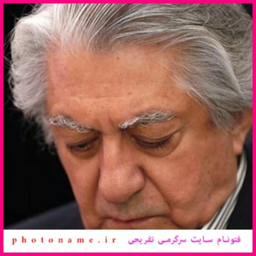 عکس های مرحوم عزت الله انتظامی 4