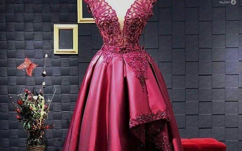 لباس شب زنانه جدید