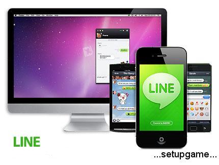 دانلود LINE v5.9.2.1763 for Windows - نرم افزار برقراری تماس و ارسال پیامک رایگان لاین برای ویندوز