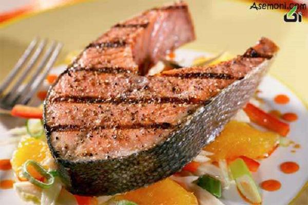 طرز پخت ماهی سرخو