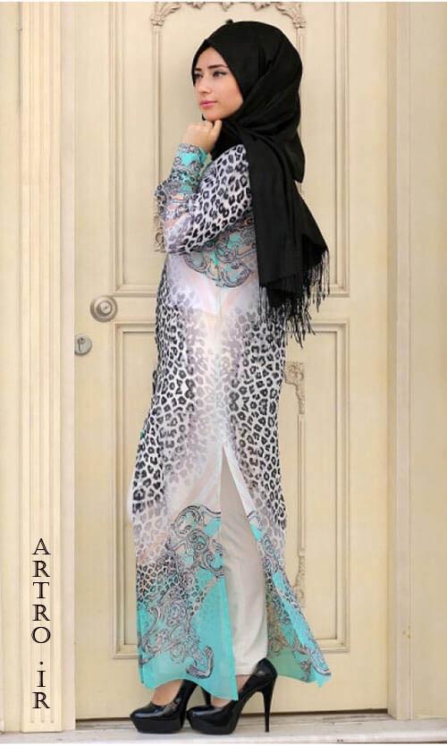عکس مدل مانتو بهار 2019