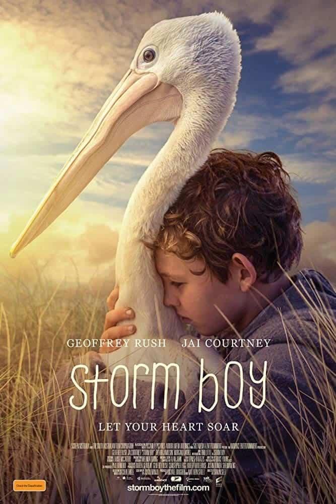 دانلود فیلم Storm Boy 2019 با زیرنویس فارسی