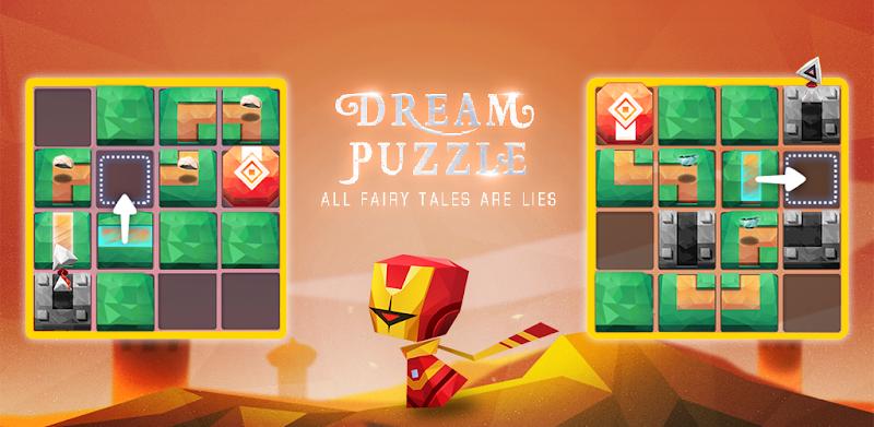 دانلود Dream Puzzle: Unblock the Road - بازی پازل رویایی: انحلال جاده برای اندروید
