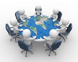پاورپوینت درس استراتژی های بازرگانی بین الملل