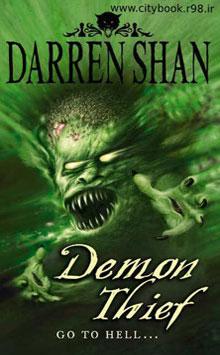 دانلود کتاب دزد شیطانی (جلد 2 مجموعه نبرد با شیاطین) | دارن شان