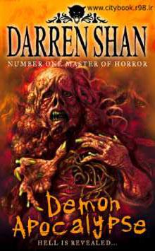 دانلود کتاب رستاخیز شیطان (جلد 6 مجموعه نبرد با شیاطین) | دارن شان