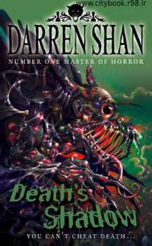 دانلود کتاب سایه مرگ (جلد 7 مجموعه نبرد با شیاطین) | دارن شان