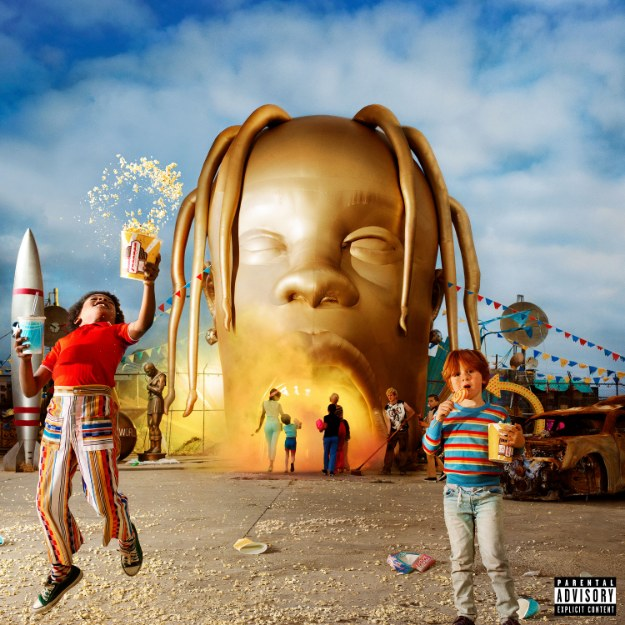 متن آهنگ Coffee Bean از Travis Scott