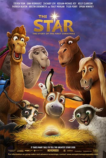 دانلود فیلم The Star 2017 با زیرنویس فارسی