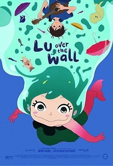 دانلود فیلم Lu Over The Wall 2017 با زیرنویس فارسی