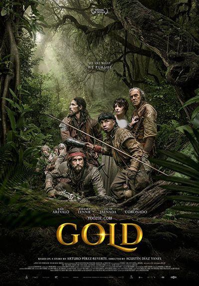 دانلود فیلم Gold 2017 با زیرنویس فارسی