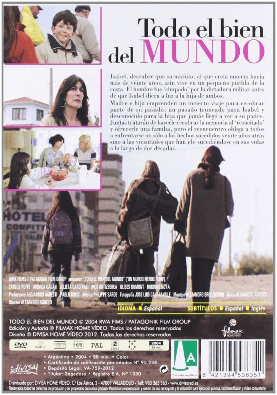 دانلود فیلم  دنیایی با بدی کمتر  2004 دوبله فارسی و سانسور