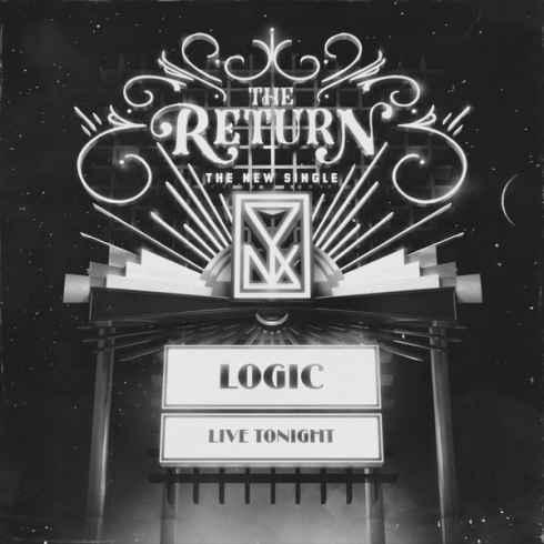 متن آهنگ The Return از Logic