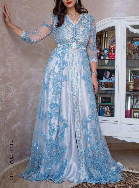 مدل لباس مجلسی مراکش،مدل لباس مراکشی,مدل لباس مراکش