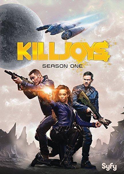 دانلود سریال Killjoys با زیرنویس فارسی