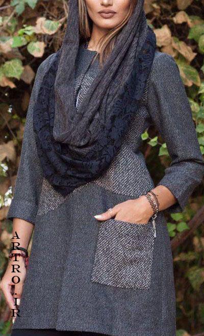 مدل مانتو پاییری دخترانه 2018-2019