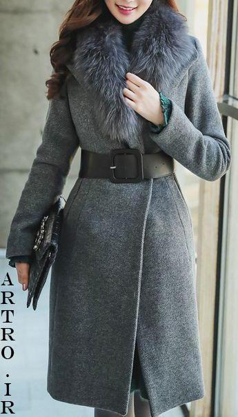 مدل پالتو دخترانه زنانه 2018-2019
