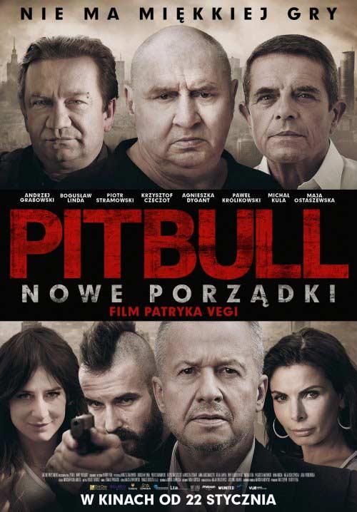 دانلود فیلم Pitbull Last Dog 2018 با زیرنویس فارسی