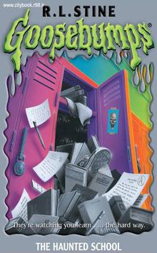 دانلود کتاب مدرسه جن زده | آر. ال. استاین